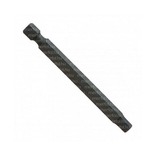 Csavarbehajtó bit hatszög  8 mm