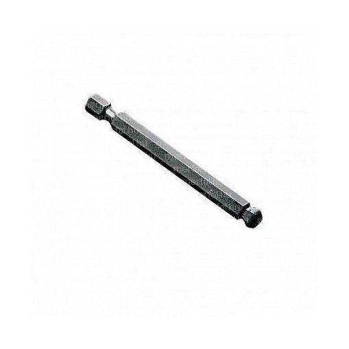 Csavarbehajtó bit hatszög gömbvégű  6 mm