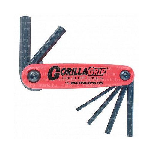 GorillaGrip egyenesvégű metrikus 2-8 mm