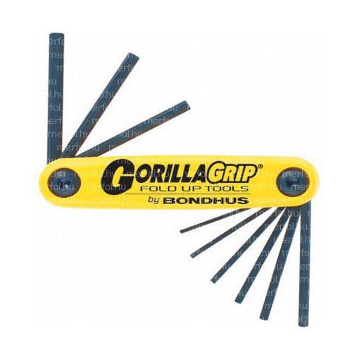 """GorillaGrip egyenesvégű inch 0,050-3/16"""""""