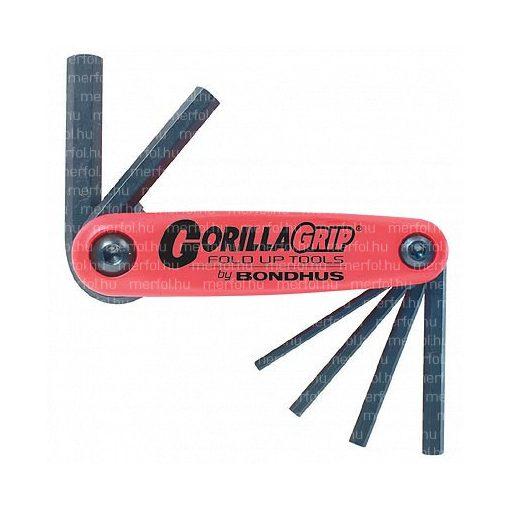 GorillaGrip egyenesvégű metrikus 3-10 mm
